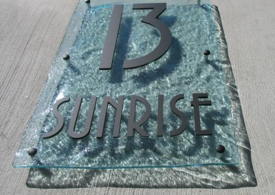 SunriseA 400mm x 600mm Avenida font