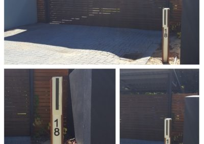 Cliff Letterbox Customer photo