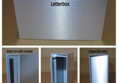 Landscape Mountain Letterbox Profiles