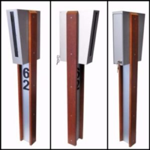 Cliff Stand Alone Letterbox